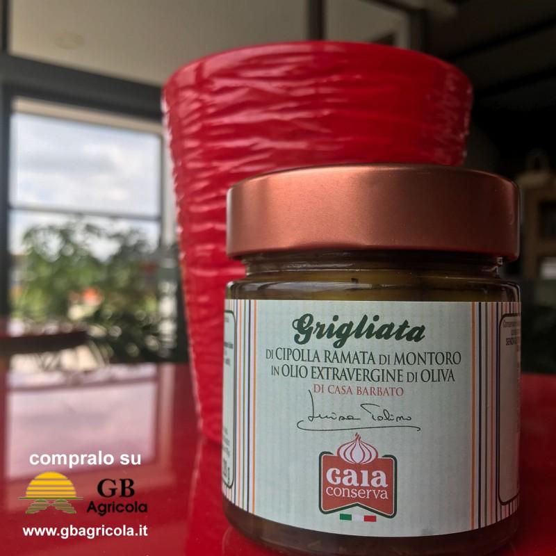 grigliata di Cipolla Ramata di Montoro di GB Agricola - vendita online