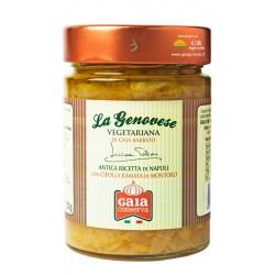 La Genovese vegetariana con Cipolla Ramata di Montoro di GB Agricola - vendita diretta online