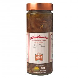 Cipolla Ramata di Montoro caramellata in aceto balsamico di GB Agricola - vendita diretta online